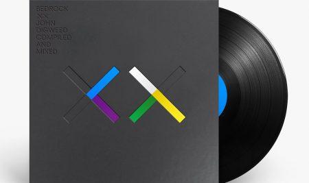 BEDROCK XX deluxe vinilo y caja de Cd con la impression firmada
