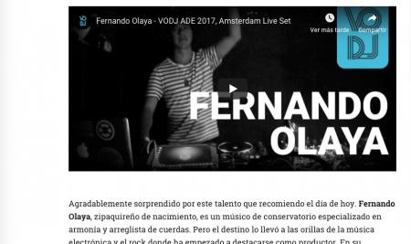 """Fernando Olaya en """"EL TIEMPO"""" Fernando Olaya: no es solo tecnología, sino talento"""